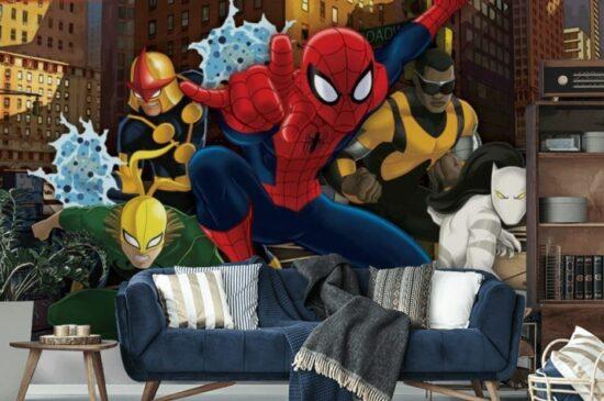 Fototapety z superbohaterami: Spider man