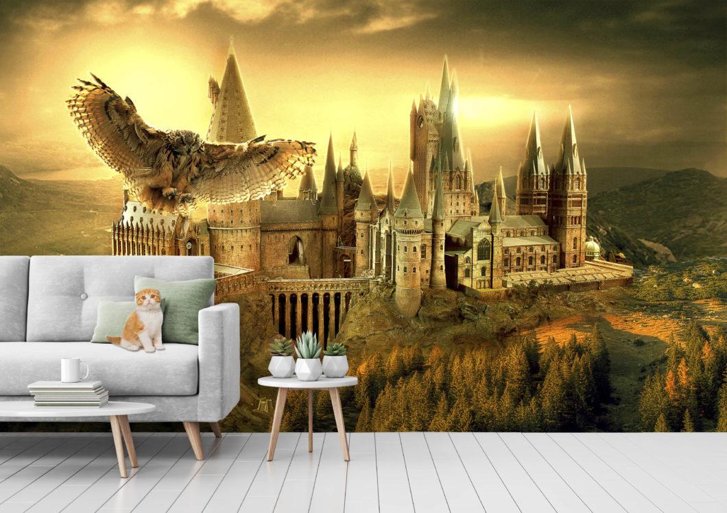 Salon z widokiem na Hogwart - to pełne magii wieczory dla całej rodziny