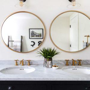 Stylowa łazienka może wyglądać prosto, ale nawet prostowa wymaga wcześniejszego przemyślenia i zaprojektowania