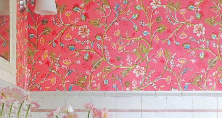 Tapety są przeznaczone nie tylko do wykończenia salonów i sypialni