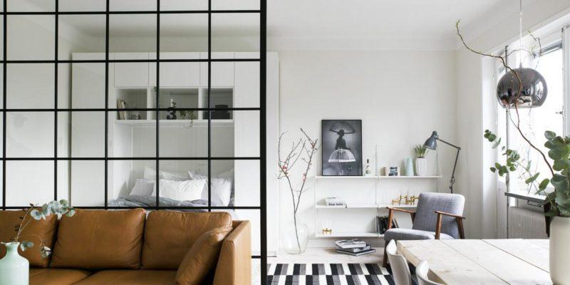 W niewielkim mieszkaniu warto zagospodarować każdy centymetr przestrzeni