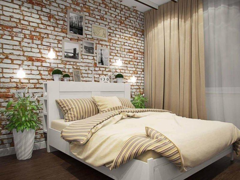 Imitacja ceglanej ściany pozwoli stworzyć wymarzone wnętrze w zaledwie kilka godzin