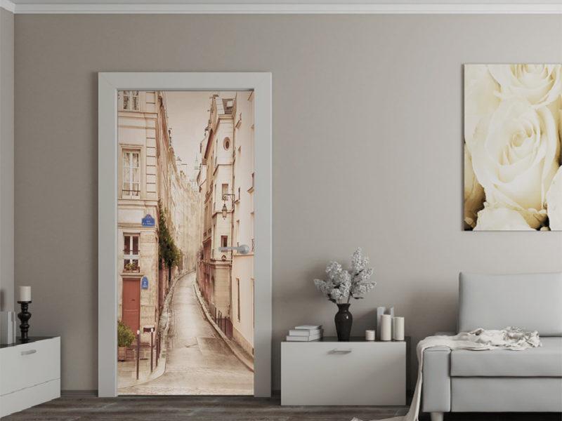 fototapeta na drzwiach 2