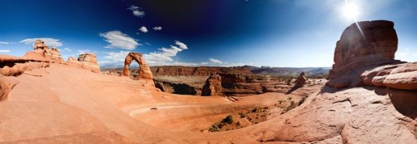 Delicate Arch Panorama VX