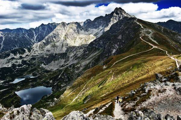 Tatry - Kasprowy Wierch View