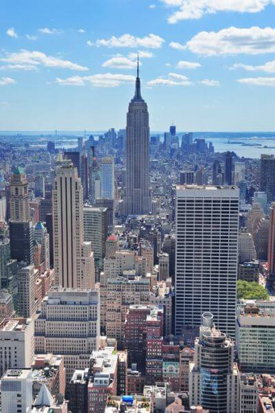 Nowy Jork Empire State Building